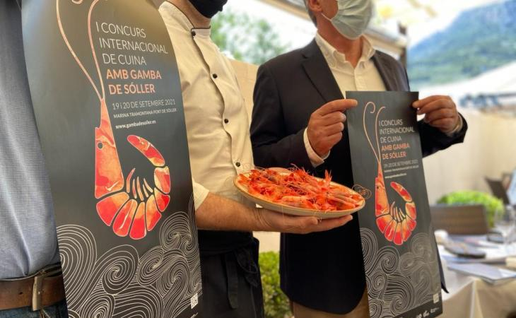 SOLLER - GASTRONOMIA - La Gamba de Sóller ya tiene su concurso internacional.