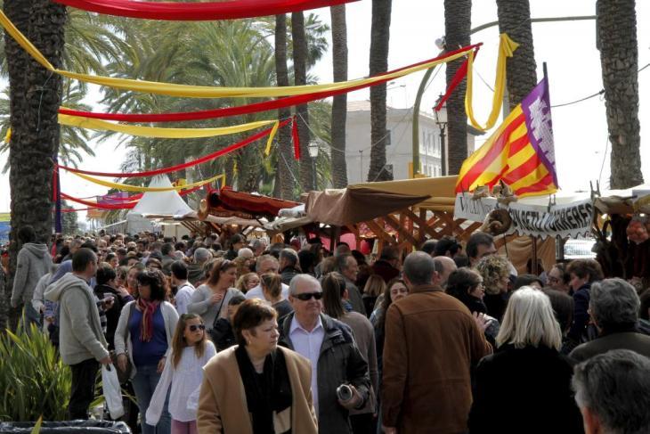 Imatge de la Diada de les Illes Balears.