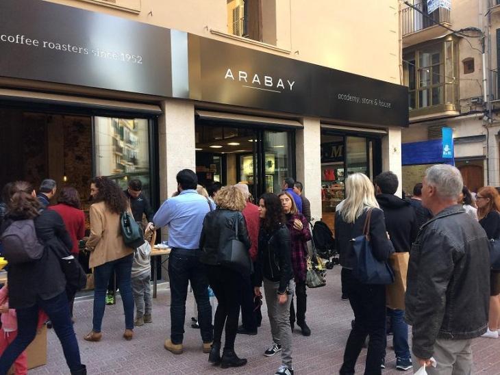 Nou espai Arabay a Palma.