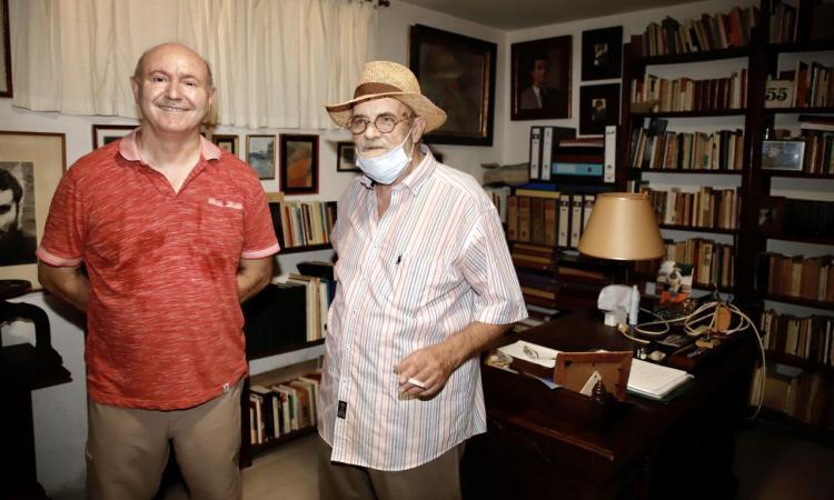 El archivo municipal acogerá la biblioteca personal del escritor `solleric¿ Antoni Serra.