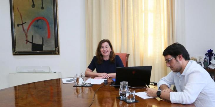 El Govern demana al Govern espanyol que quan s'obri l'activitat turística es faci també a nivell internacional