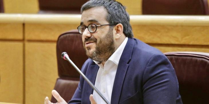 Vidal a Iglesias: «No entenem que l'Estat tardi tant en posar en marxa l'ingrés mínim vital»