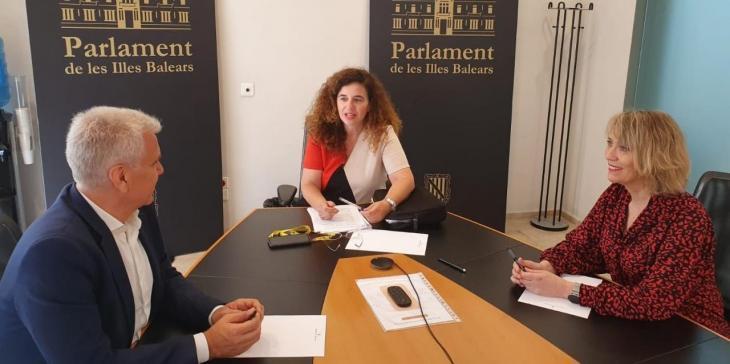 El Pi trasllada el seu suport al Govern amb el decret per a la «reconstrucció econòmica»