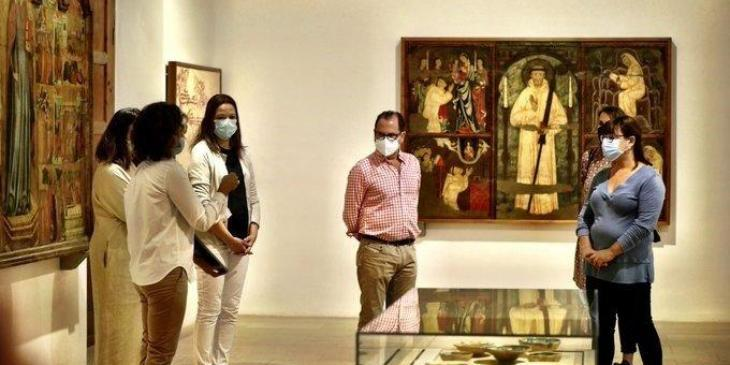 El Museu de Mallorca reobre aquest dimarts amb noves mesures d'higiene