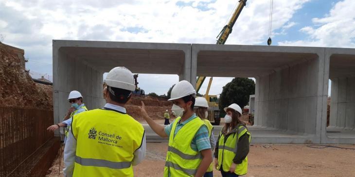 El Consell arrenca la segona fase de l'obra projectada en el Torrent Gros
