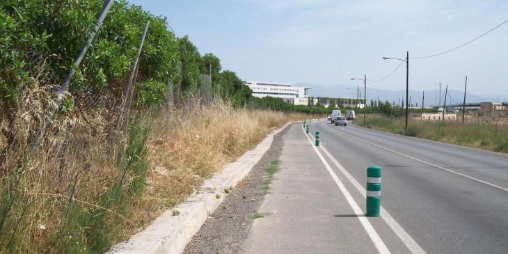 El Consell inicia la licitació del projecte del carrill bici a Son Espases