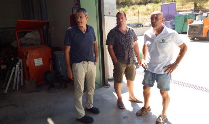El Consell constata els bons resulats del reciclatge a Sóller