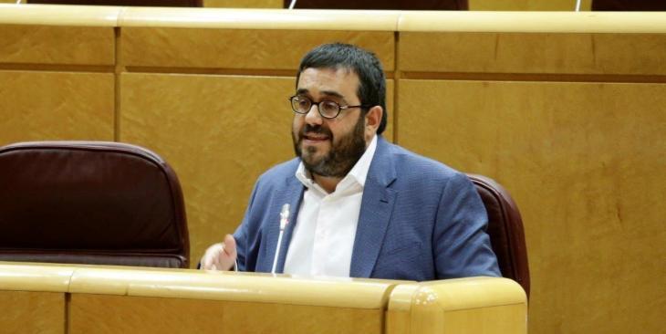 Vidal reclama a Montero les mesures del Govern espanyol davant «la possible pèrdua d'un 30% del PIB» a les Balears
