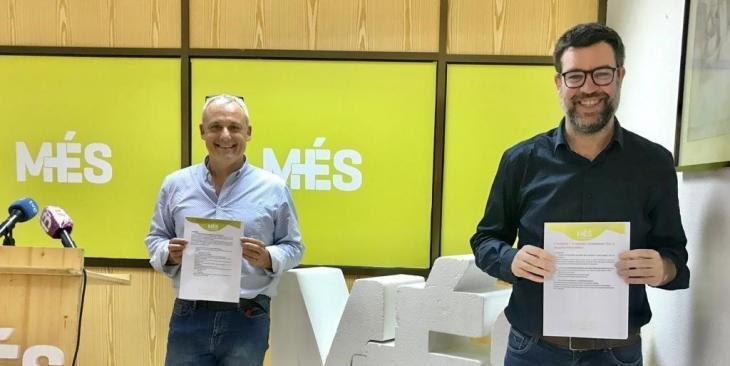 MÉS llança 10 propostes basades en la transició ecosocial per a la Mallorca postCovid