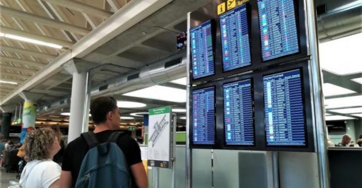 Un total de 645 passatgers internacionals arribats a les Balears estan en quarantena