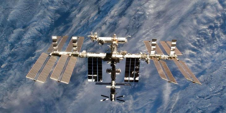 L'Estació Espacial Internacional es podrà veure aquest dimarts des de les Balears