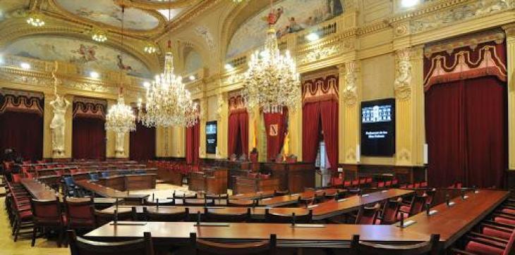 El decret de territori i la situació econòmica centraran el debat del Ple d'aquest dimarts