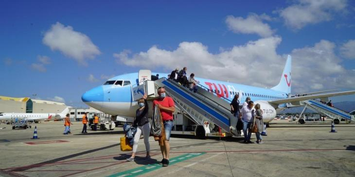 Més de 1.400 turistes alemanys arribaran aquesta setmana a les Balears