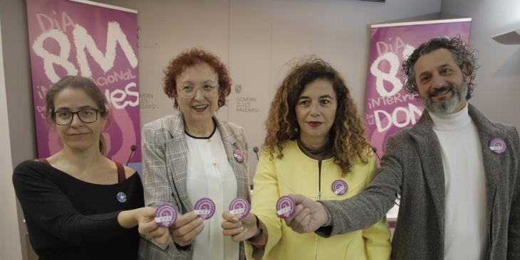 IbDona destina 200.000 euros a entitats que realitzin projectes de lluita contra el masclisme