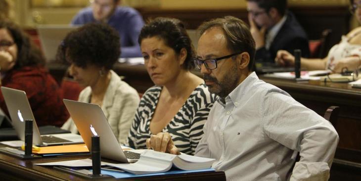 Els partits del 'Pacte' es comprometen a consensuar amb MÉS per Menorca el decret de reactivació econòmica