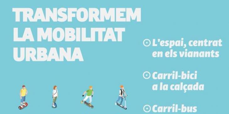 Ara Mallorca proposa mesures per aconseguir una vida urbana «més agradable i sostenible»