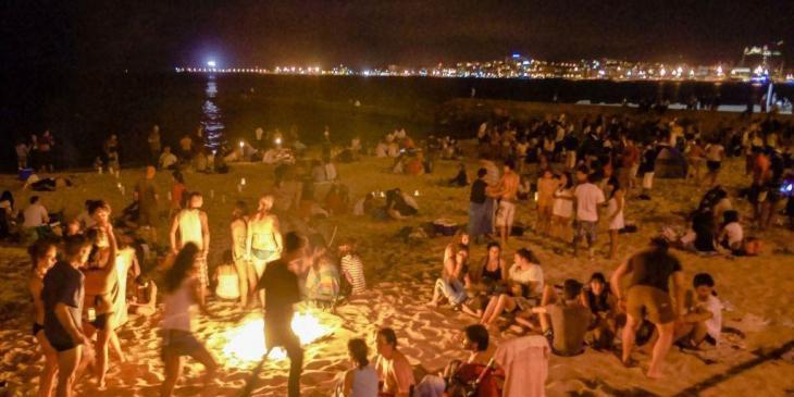 Calvià també prohibirà l'accés a les platges durant la nit de Sant Joan