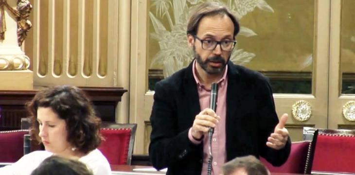 Més per Menorca forçarà el PSIB a «banyar-se» sobre els presumptes casos de corrupció del rei Juan Carlos