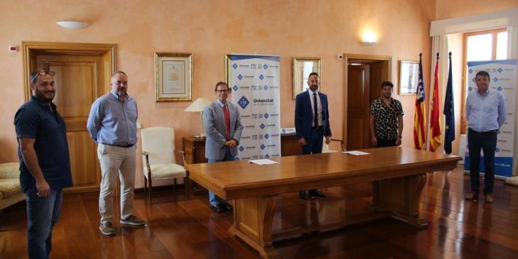 La UIB i Capdepera creen la càtedra de Medi Ambient de Turisme