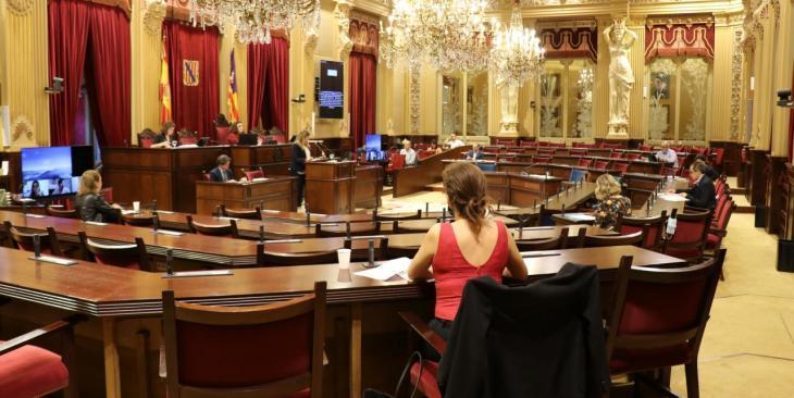 MÉS per Menorca diu que es vulnera el dret dels diputats en impedir la participació telemàtica en comissions
