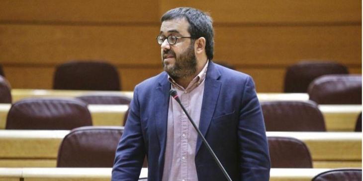 Vidal se suma a Bildu, PNB, ERC i Junts per a dur al Senat la Comissió dels GAL que va vetar el Congrés