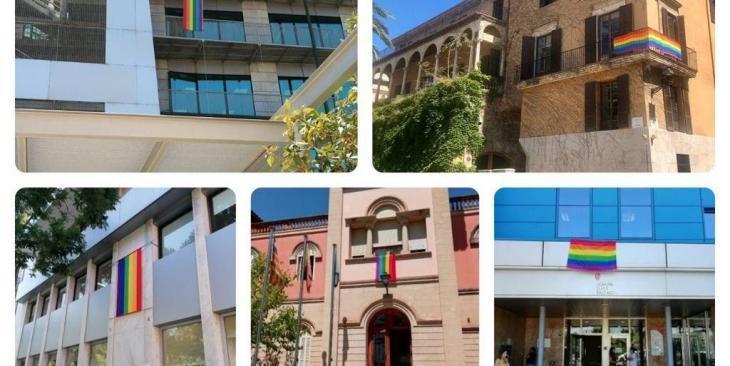 El Govern expressa el seu compromís amb els drets de les persones LGTBI pel Dia de l'Orgull