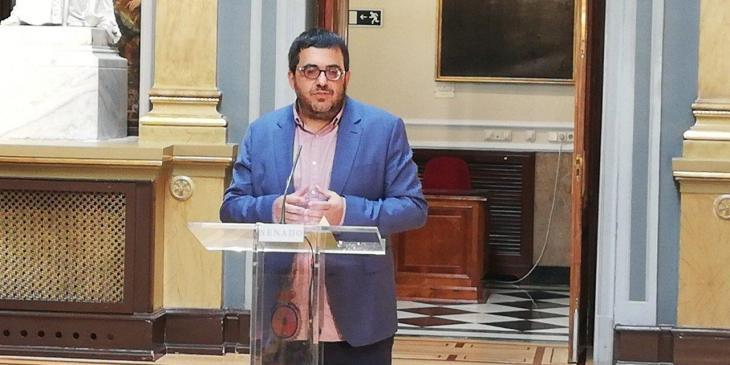 MÉS demana al Senat que es permeti l'ús del català