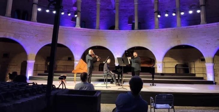 La Simfònica continua el seu cicle al Castell de Bellver amb dos concerts aquest divendres i dissabte