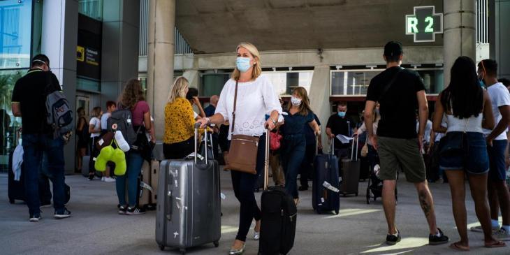 Els aeroports de les Balears operen aquest cap de setmana més de 1.500 vols