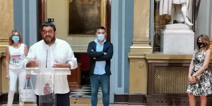 Vidal reclama que els afectats per l'impagament dels ERTO «cobrin sense perdre un dia més»