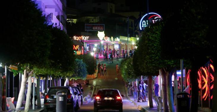 Pimem expressa la seva «preocupació» davant el tancament de carrers a Magaluf i s'Arenal