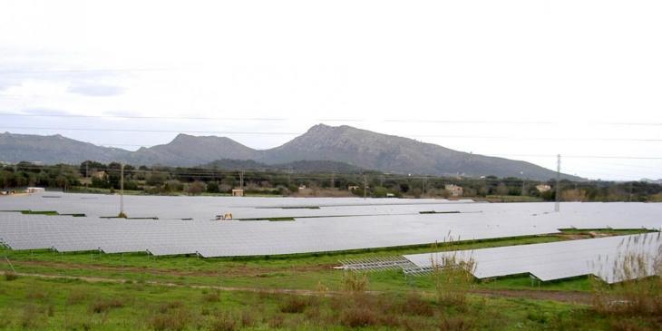 ARCA rebutja «l'expansió fotovoltaica» que ocupa espais agraris i rurals