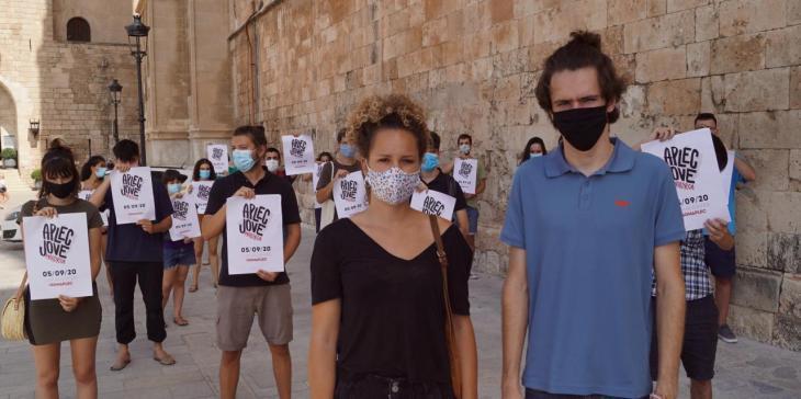 L'Aplec Jove és un espai de trobada que vol «enfortir el moviment juvenil a Mallorca»