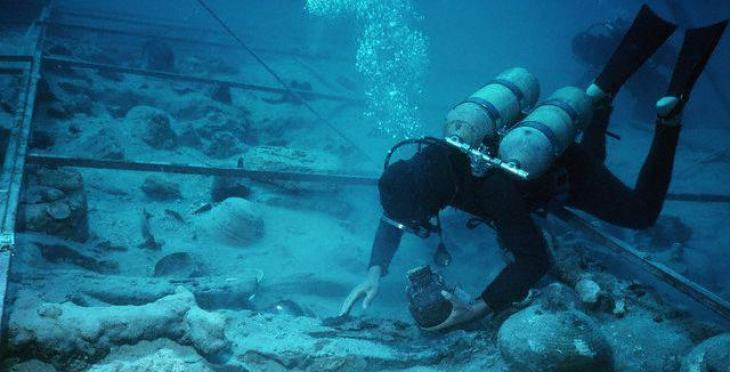 Formentera s'uneix a una campanya per a protegir el patrimoni arqueològic submergit