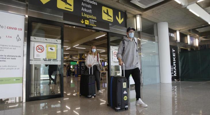 Els aeroports de les Balears registren gairebé 1.000 vols només aquest dissabte