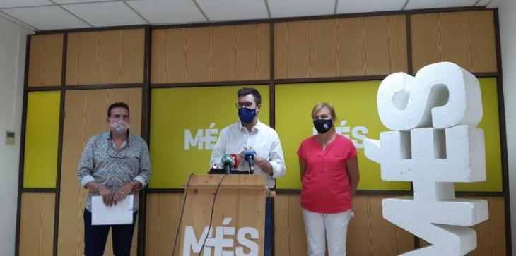 MÉS veu una «vergonya» l'acord sobre els romanents i presentarà mocions a ajuntaments per sortir de la FEMP