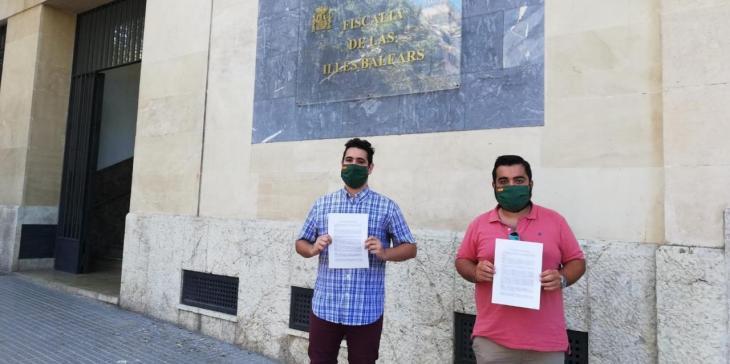 Una organització d'extrema dreta denuncia Antoni Noguera i altres càrrecs polítics per «injúries» a la monarquia espanyola
