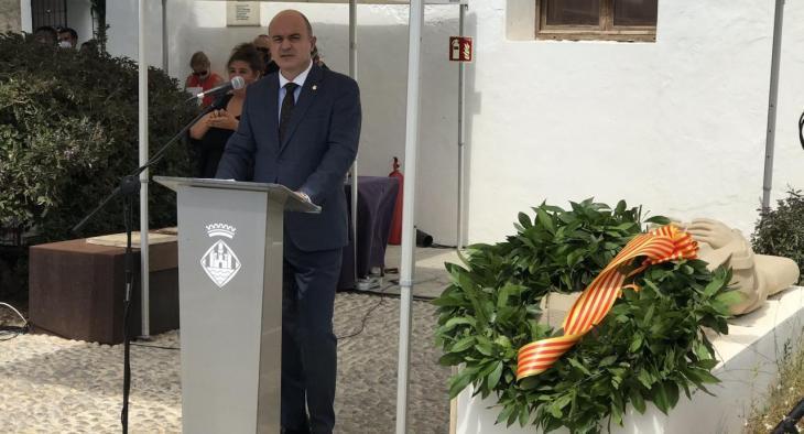 Eivissa celebra la seva Diada demanant ser escoltada i poder disposar dels recursos que produeix