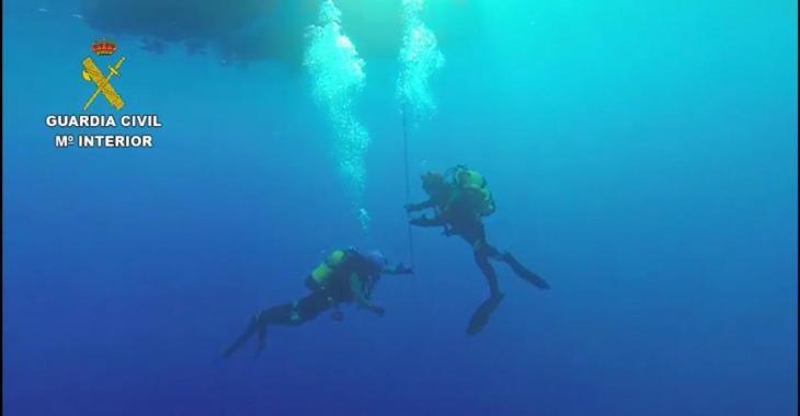 Troben el cos de Fernando Garfella, el submarinista desaparegut en aigües de Sant Elm
