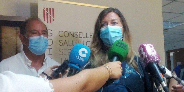 Gómez alerta de la «tensió» en el sistema sanitari i alerta que «probablement morirà gent»
