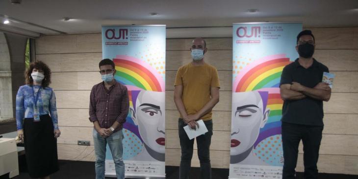 Comença a Palma 'Out!', la mostra de cinema per a visibilitzar la diversitat afectiva, sexual i de gènere