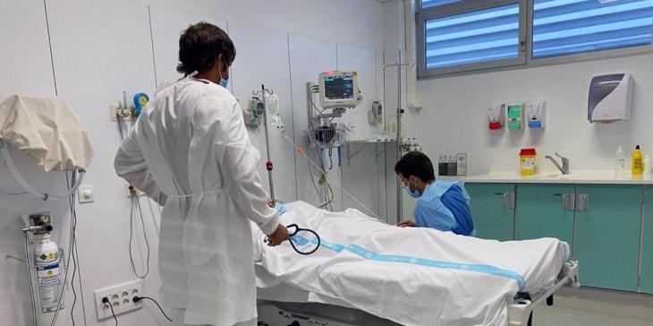 Urgencias del Hospital Mateu Orfila atiene un 37,5% menos de pacientes durante mayo y junio