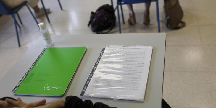 CCOO considera que serà un curs «complicat» a causa de la «falta d'inversió en educació»