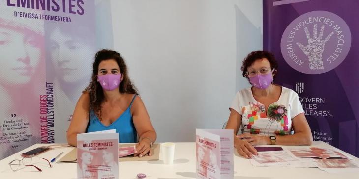 L'IbDona organitza unes jornades sobre el «poder transformador» del feminisme a les Pitiüses