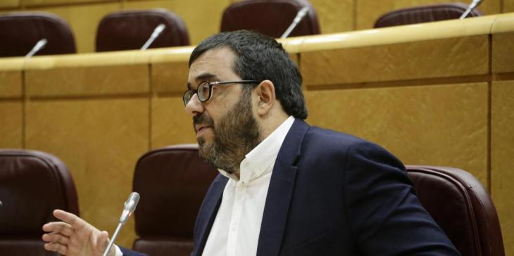 Vidal retreu a VOX que els dol veure fills de treballadors al Senat