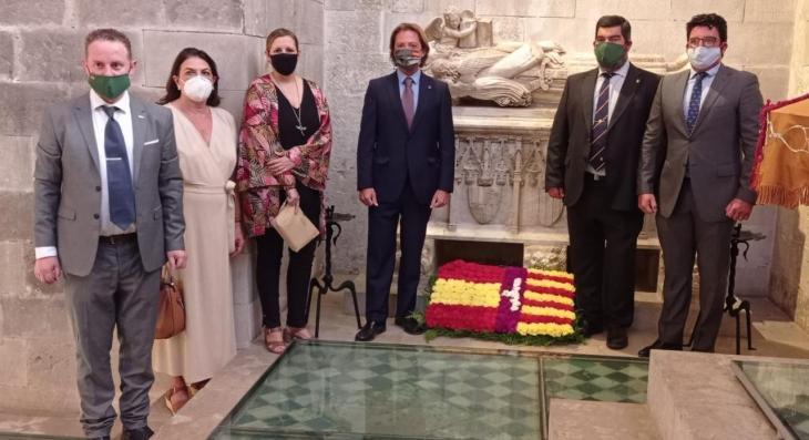 PP i Vox fan front comú per reivindicar el 12 de setembre com a Diada de Mallorca