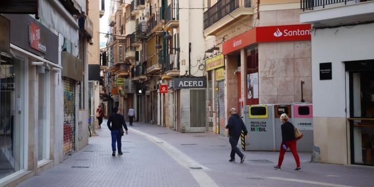 L'atur es dispara a Palma un 70,97 per cent a l'agost respecte a 2019