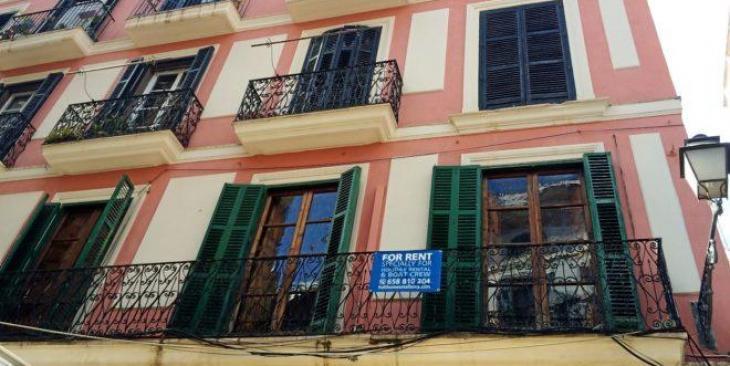 La mitjana de preu del lloguer d'una habitació se situa entorn 380€ a les Balears