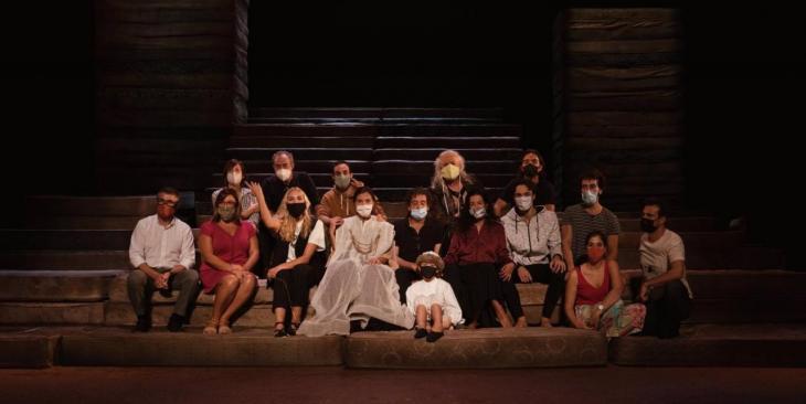 El Teatre Principal estrena 'Clitemnestra', de Colm Tóibín, dirigida por Agustí Villaronga