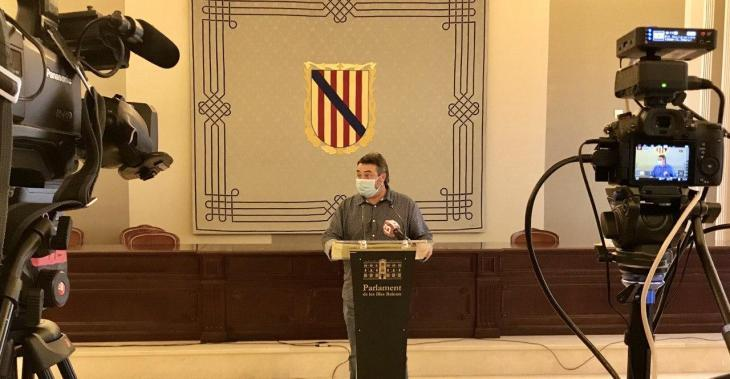 MÉS denuncia «el negacionisme de la dreta espanyola que romp el consens» sobre el català